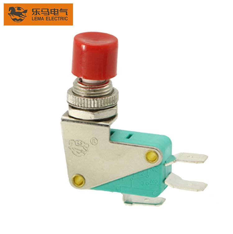 Lema KW7-DU green sensitive micro switch quick connect terminals micro switch