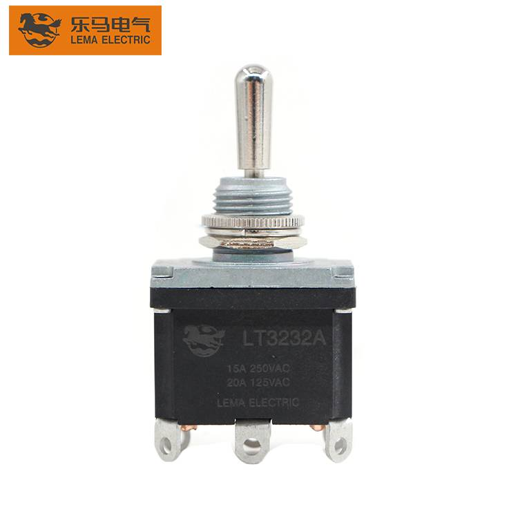 good quality cheaper manual automatic reset waterproof  toggle switch