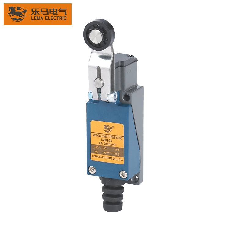 Customized LZ8104 latching electrical rotary 5A 250VAC limit switch az-8104 Featured Image