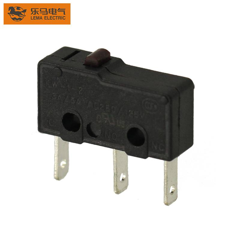 Lema KW12-0G actuator sensitive micro switch mini switch kw11 micro switch Featured Image