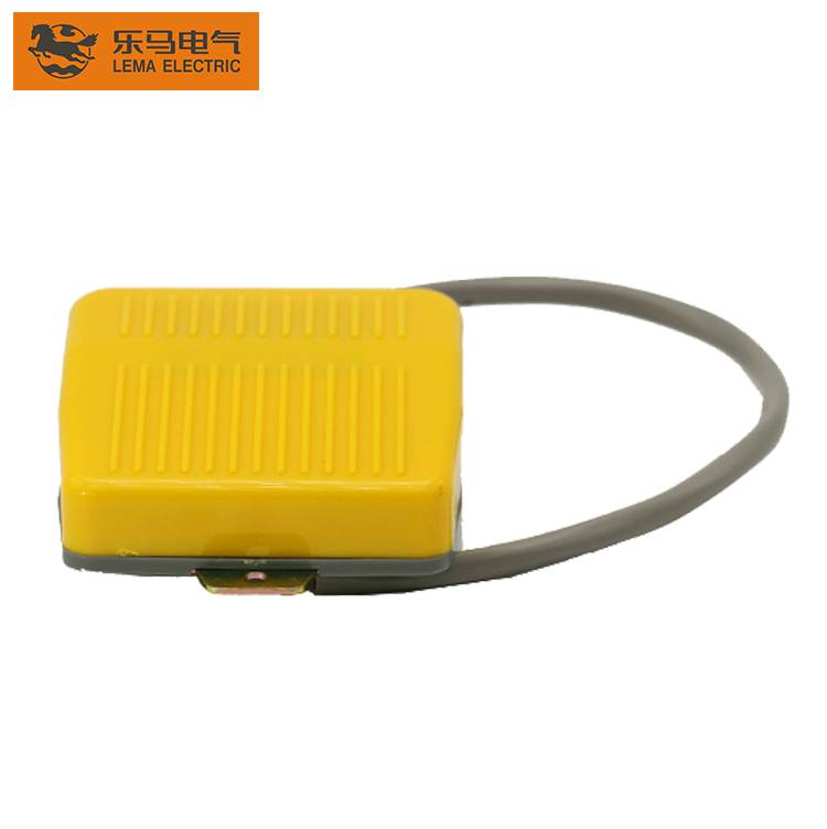 China Wholesale Express Scribe Foot Pedal Quotes –  High Quality LF-02 Single Medical Machine Tatoo Pedal Foot Switch – Lema