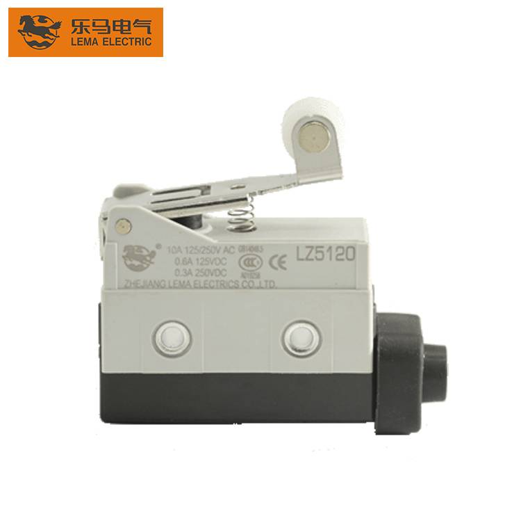 Lema LZ5120 short roller lever general electric mini limit switch ip65
