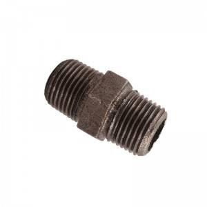 "1 1//4/"" Galvanised Malleable Iron Barrel Nipple 32mm Pipe Fitting"