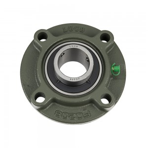 Manufactur standard Self-Aligning Ball Bearing China - Bearings Units And Housings UCFC Series – LGGB