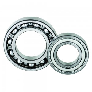Deep groove ball bearing 6000 series