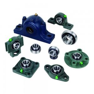 Bearings Units And Housings UCFL Series