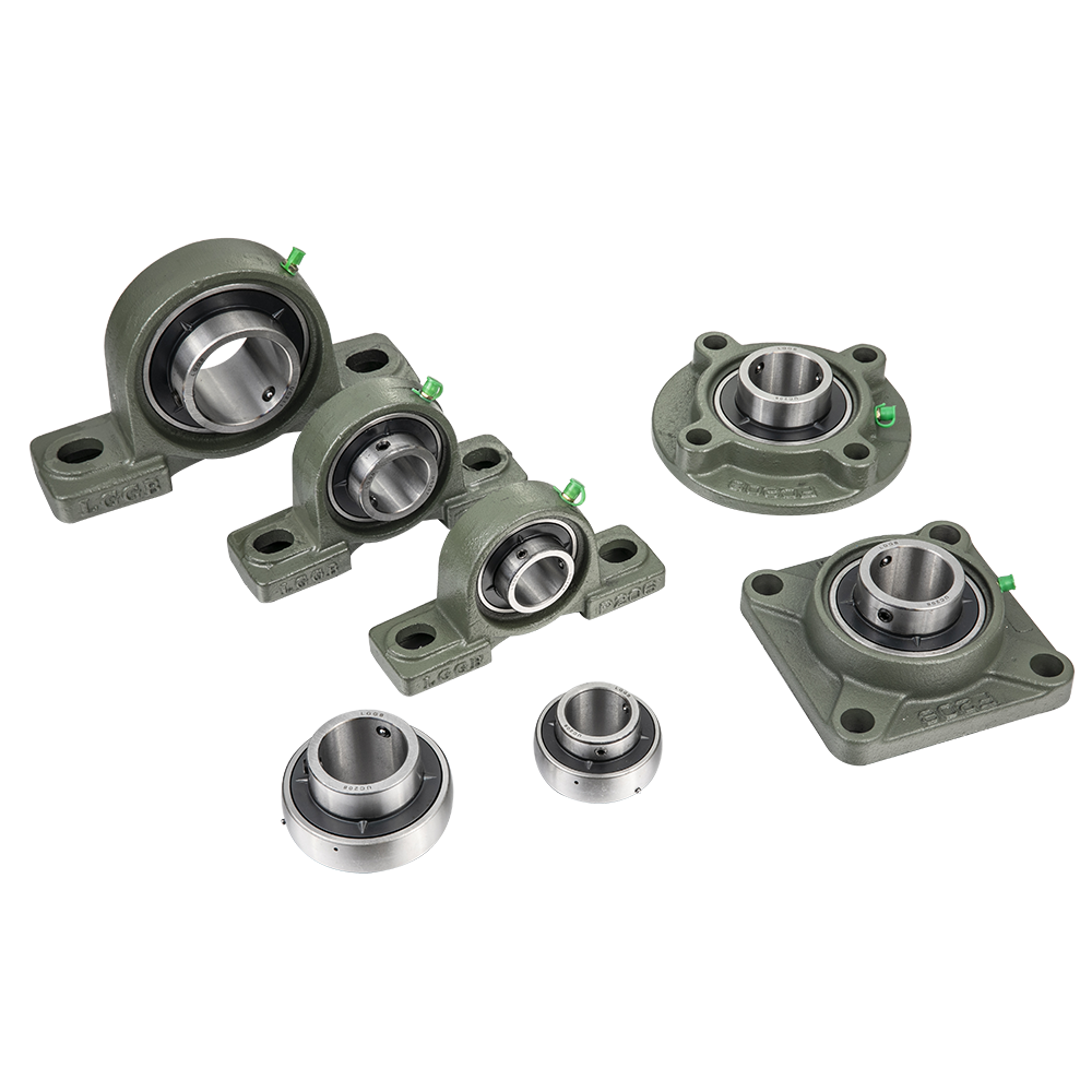 High Quality Bearing Sn - Bearing Housings HC series – LGGB detail pictures