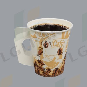 Disposable Paper Pulp Cups
