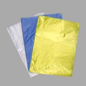 HDPE Food Bag In Different Color