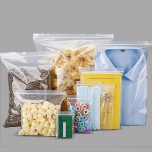 LDPE Ziploc Freezer Bag