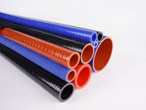Wholesale High Temp Silicone Tubing Food Grade - Straight Silicone Coupler Hose – Qisheng
