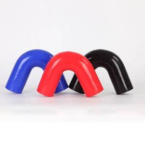Factory source 90 Degree Silicone Elbow Coupler Hose - Silicone Elbows – Qisheng