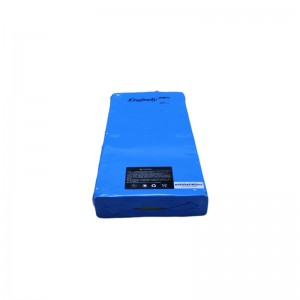 Flat design light weight 24V 10Ah lithium battery LiFePO4 battery pack for electric wheelchair