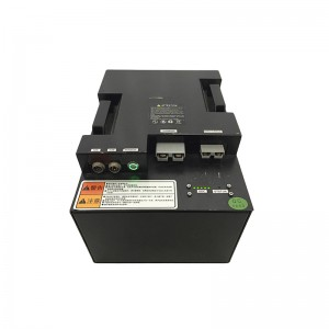 High performance good quality 24V 60Ah LiFePO4 battery pack for AGV
