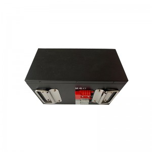 Factory directly sale light weight 48V 24Ah LiFePO4 battery pack for AGV application