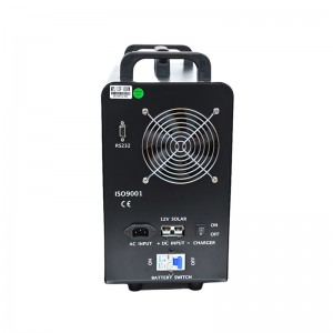 Hot sale multi-functional portable power supply with AC and DC output