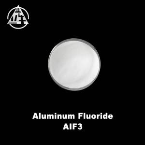 China Gold Supplier for High Purity Lithium Fluoride LiF - Aluminum Fluoride AlF3 – Liche