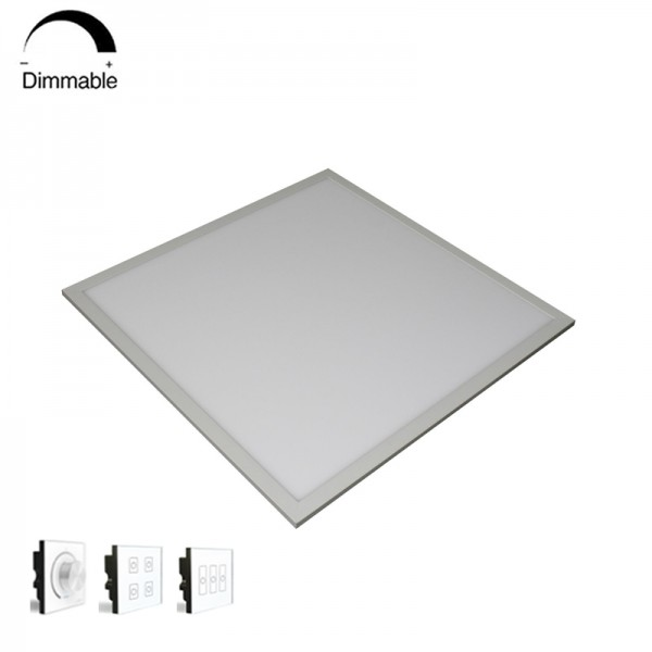 40W 100lm/w DALI Dimmable 600mm x 600mm LED Ceiling Flat light Panel