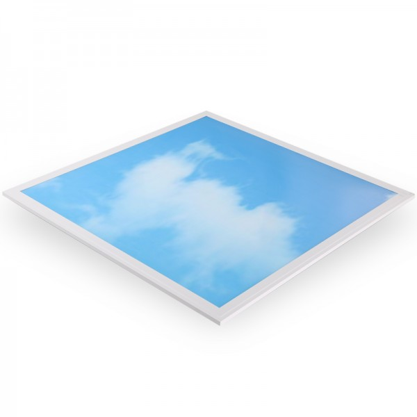 Aluminum 18W 20W 300 300 Surface Mounted LED Slim Sky Panel Light
