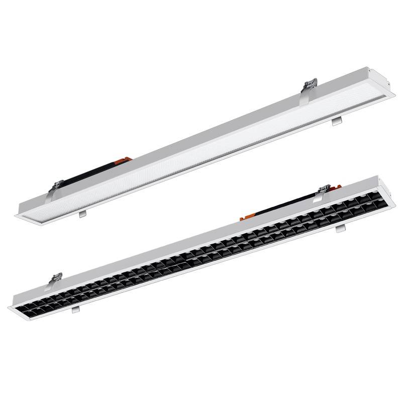Recessed LED Linear Light
