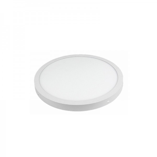 CE SAA ROHS 24W 300mm Surface Mount Round LED Panel Lamp
