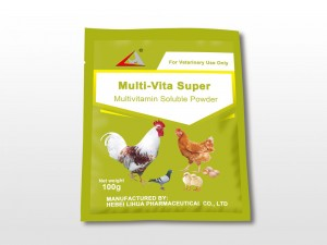 Multivitamin Soluble Powder