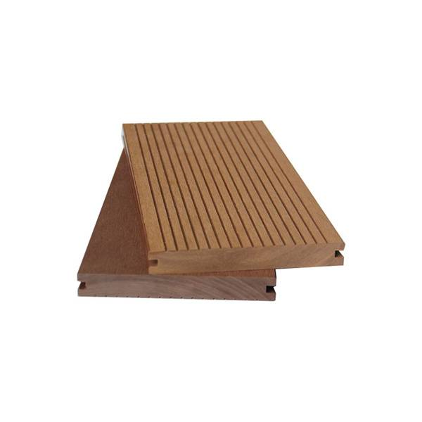 Easy Installation Exterior Wood Plastic Decking