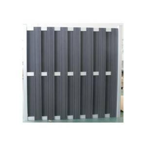 Chinese wholesale WPC garden fence - Garden Privacy Long Life Anti- UV WPC Fencing Screen – Lihua