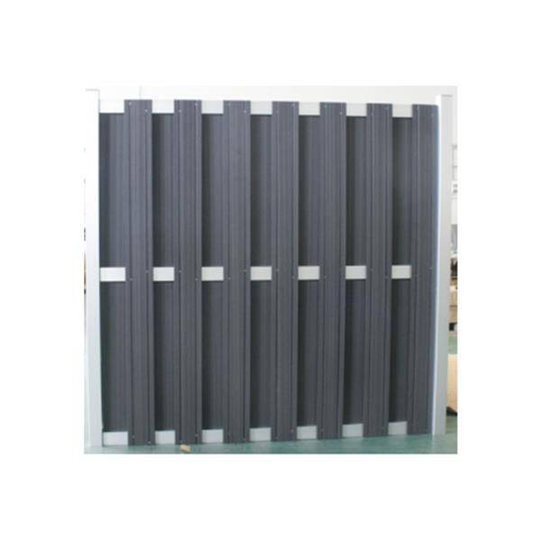 Garden Privacy Long Life Anti- UV WPC Fencing Screen