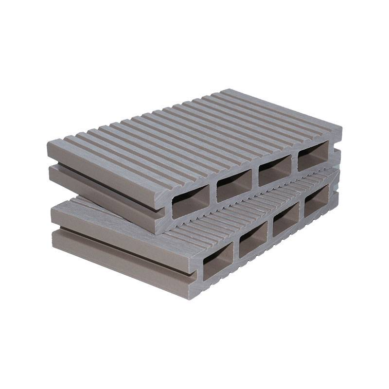 Insect Prevention Outdoor Waterproof Plastic WPC Decking