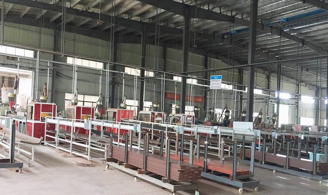 We have 24 production lines with annual production of 20,000 tons, which guarantee stable and timely products supplying.