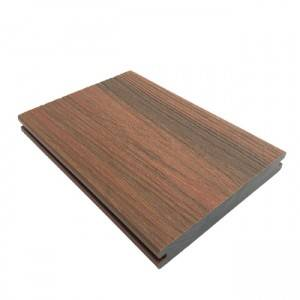 OEM Supply WPC Plank Flooring - Eco-friendly Wood Composite Co-extrusion WPC Decking – Lihua