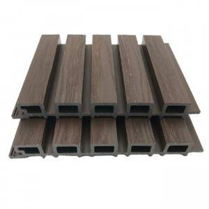 Outdoor Co-extruded Wood Composite WPC Cladding