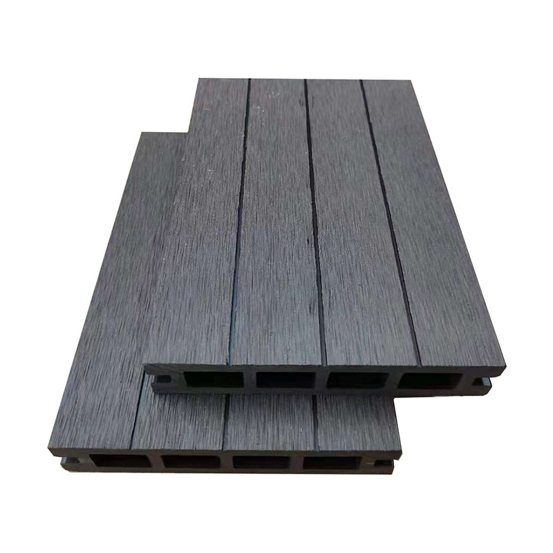 Good Weather Ability Anti-Corrosion Composite WPC Decking For Exterior