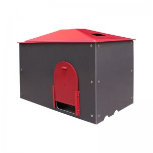 OEM Customized Frp Heat Preservation Pig Incubator Box -  Pig Farm Farrowing Warming Box – MARSHINE