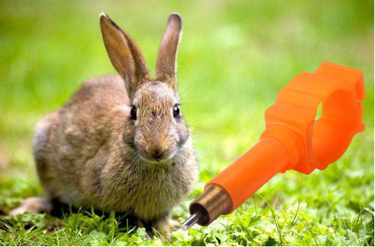 Extra-long rabbit nipple water drinker1510