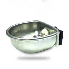 Automatic stainless rabbits drinker bowl1326