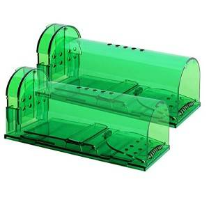 Good quality Electromagnetic Pest Repeller - 2019 Amazon Hot Sell Household Plastic Humane Live Catch Smart Mouse Rat Trap Mouse Trap Cage – Jinjiang