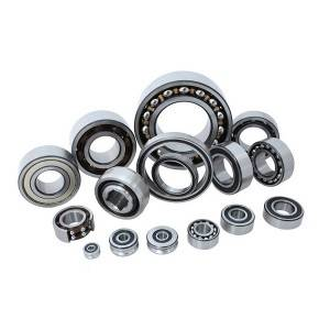 Factory Cheap Hot 6201z Bearing - Deep Groove Ball Bearing – Lixin