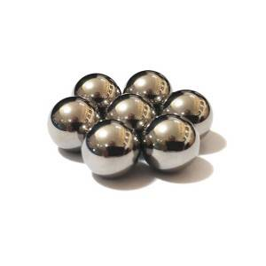 OEM Factory for Toy Steel Ball - Stainless Steel Ball – Lixin