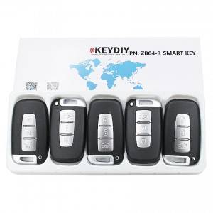 KEYDIY ZB series ZB04-3button universal remote control  for KD-X2 mini KD