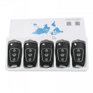KEYDIY NB series NB04 3 button universal remote control 5pcs/lot for KD-X2 mini KD