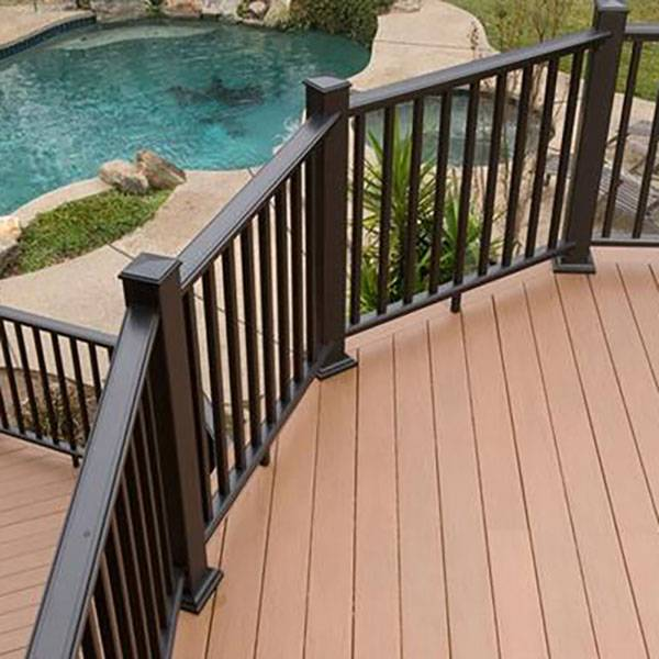 China PVC Vinyl Outdoor Plastic Decking manufacturers and ...
