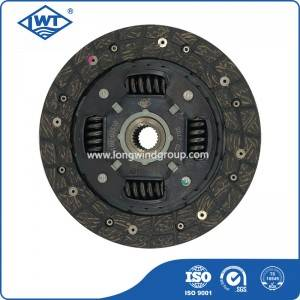 Auto Clutch Disc For Korean Cars For Hyundai OE 41100-02510 with High Quality