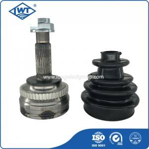Short Lead Time for Universal Outer Cv Joint For Mitsubishi - Auto Parts Outer CV Joint For Toyota Corolla TO-04 EE100 AE100 – Long Wind