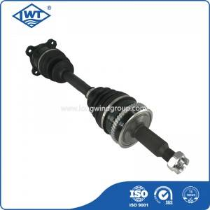 Special Price for Auto Outer Cv Joint For Hyundai - Auto Parts C.V. Joint Assy For Mitsubishi L200 LH OEM 3815A307 – Long Wind