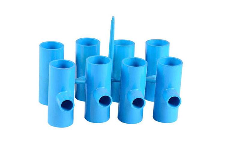 PPR Tee Pipe Fitting Mould
