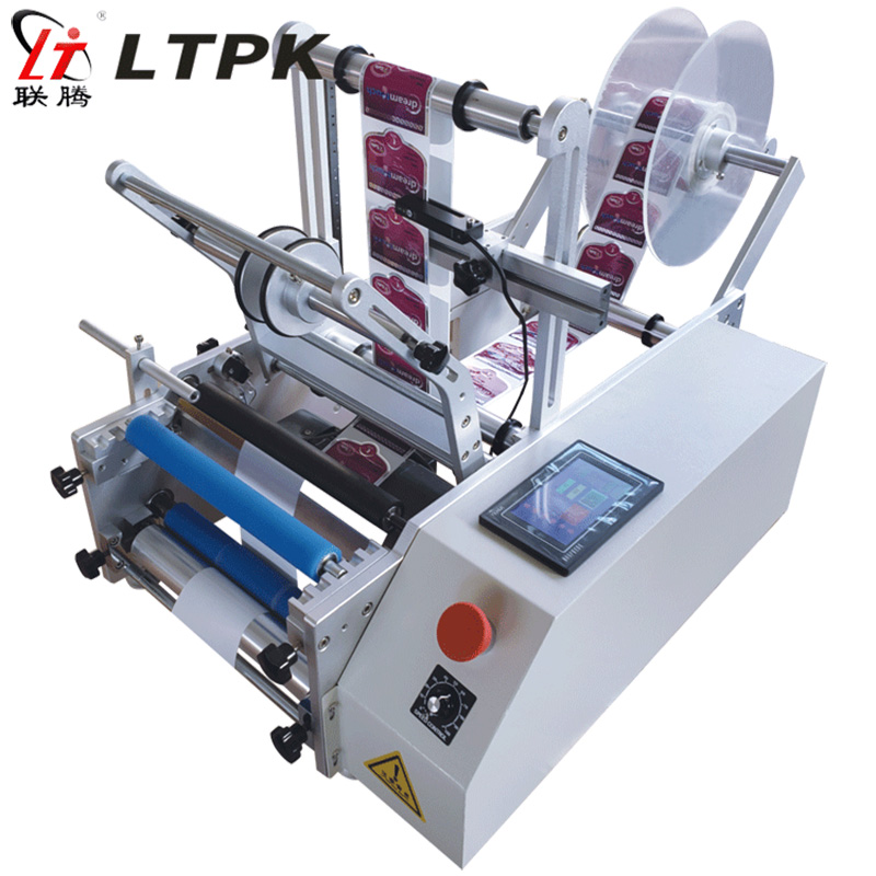 LT-190-I Round bottle labeling machine