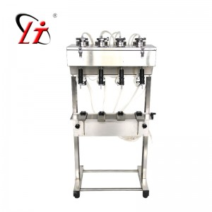 Vacuum Skin Packaging Machine - Perfume filling machine – Lianteng
