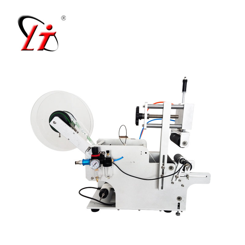 LT-80 New round bottle labeling machine